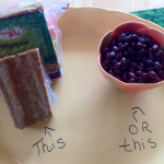 Veggie Pate vs Black Beans