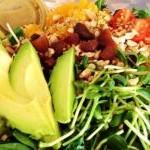 Plant Based Salad Bowl