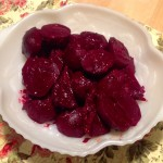 Roasted Beets a L'Orange