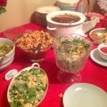 Celebratory Table