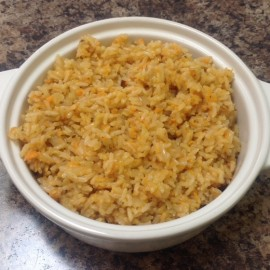 Sweet Potato rice – Plant Based and Vegan Goodness