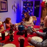 Christmas Eve Fondue