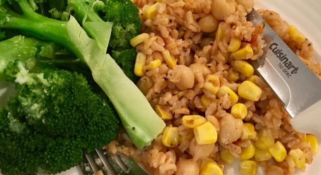 Plant Powered Leftover Makeovers for Busy Folk  –  Mexican Rice