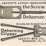 Dehorning Tool