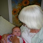 Mom and my Grandaughter
