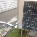 Frosty Heat Pump