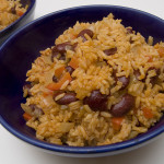 Red Beans and Rice-Staple Foods