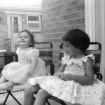 My Sisters in Frilly Dresses