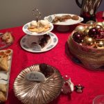 Leftovers on the Dessert Table on