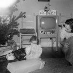 Me, Mom and Christmas